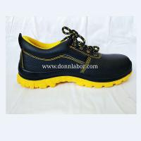 China Hot-sale Lightweight Suede Leather Military Shoes with Steel Toe Cap wholesale