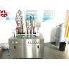 China Saco automático de BOV na máquina de enchimento do aerossol da válvula para barbear o pulverizador da espuma que barbeia o gel wholesale