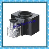 China EN 60529 Magnetic Hydraulic Solenoid Valve Coil Connector 6.3*0.8mm wholesale