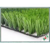 3 / 16 , 3 / 8 Gauge Football Field Artificial Grass Sports Green Color