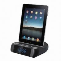 China Speaker for iPhone, iPod/iPad, with PLL Digital Tuning FM Radio Function wholesale