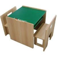 China Children Desk & Chair (SF-20K) wholesale