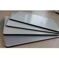 China Aluminium SheetAluminum Composite Panel for Outdoor with 2-6mm Thickness wholesale