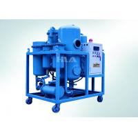 China Automatic Gear Oil Lubricating Oil Purifier Durable With PLC Control Panel wholesale