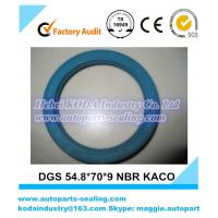 KACO  DGS 54.8*70*9  NBR  Crankshaft  Oil Seal  for Mercedes-Benz / Blue / Made in Germany