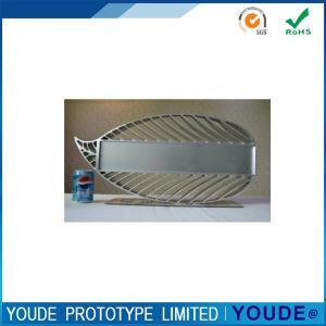 China CNC Rapid Prototyping Aluminum Part , CNC Prototype Machining Aluminum 7075 wholesale