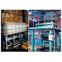 China Two - stroke coiler Upward Casting Machine With high speed 1270kg/h wholesale