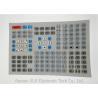 China Flate Or Tactile Key Industrial Numeric Keypad / Flexible Waterproof Keyboard wholesale