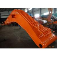 China Heavy Duty Komatsu Excavator Long Boom , Orange High Reach Arm wholesale