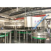 China Carbonated Beverage Drink Making Csd Filling Line Soda Water Bottling Machine wholesale