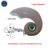 Best Conch Light Speaker with bluetooth pro series speaker support TF/USB port made-in China