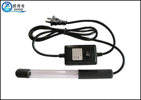 Quality Submersible Fish Aquarium Accessories , Fish Tank UV Sterilizer 9W UVC Lamp for sale