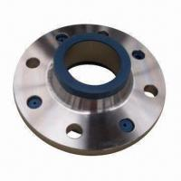 China Forged Welded-neck Flange, Available in Various Types, ANSI Class, with 150 to 2500lbs Pressure wholesale