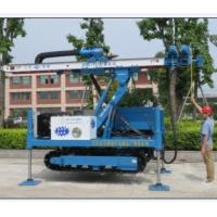Buy cheap MDL-135H Anchor Drilling Rig Foundation Piling Machine WITH DTH HAMMER from wholesalers