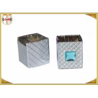 China Torsion distincte outre de forme en alliage de zinc de place de Gunmetal de capsules de parfum wholesale