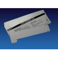 ISO9001 Zebra Printer Cleaning Kit 8 X Roller Cleaning Cards 390mm 105999-101 ZXP Series