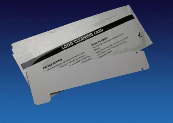 Quality ISO9001 Zebra Printer Cleaning Kit 8 X Roller Cleaning Cards 390mm 105999-101 ZXP Series for sale