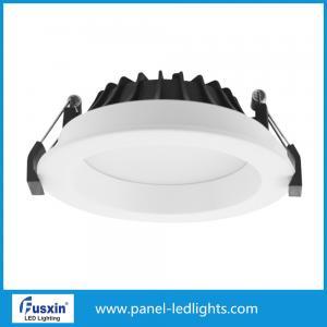 China 12W LED Downlight epistar smd 5730 led ceiling light chrome frame led light for home lighting on sale