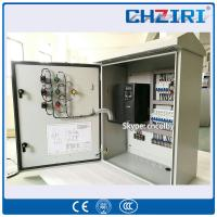 Buy cheap Customized 15KW one-drive-four motors VFD speed control cabinet variable from wholesalers