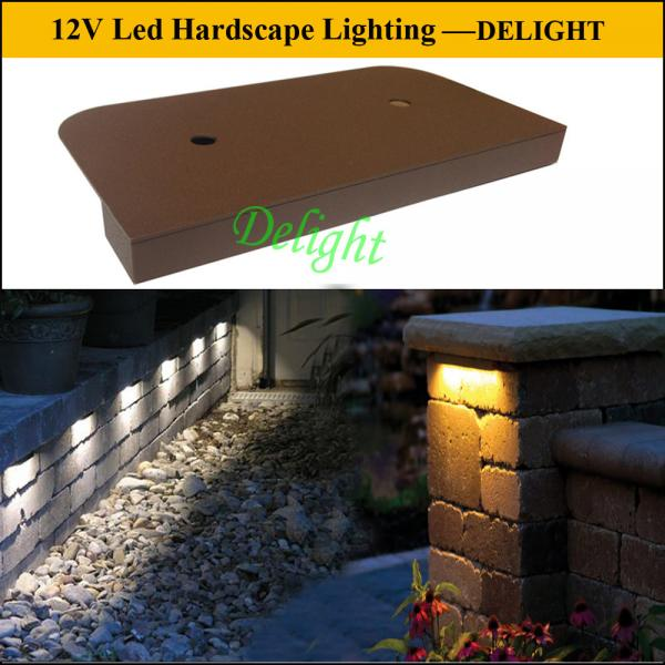 outdoor led lawn and landscape lighting 12 volt led patio lights for