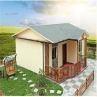 Modern Design Manufactured Modular Prefabricated Light Steel Villa Vh008 Light steel villa