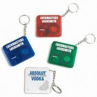 China Promotional Musical Keyrings with Sound and Music wholesale