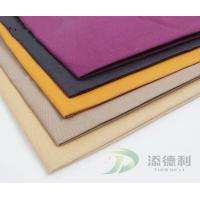 China cotton canvas dyed fabric wholesale