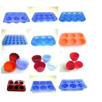 China Silicone Kitchenware, Nonstick Silicon Cake Mould With Customized Shape wholesale