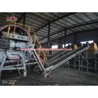 China Shred Whole Tire Grinding Equipment Energy Saving With ISO Certificate on sale