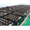 China Soft Connection Forklift Traction Battery , 770Ah / 6hr 48 Volt Forklift Battery Cells wholesale