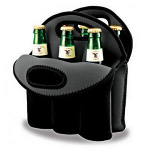 China 6 Pack Beer Bottle Neoprene Bag (BC-008) wholesale