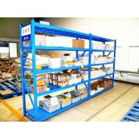 Hand Loaded Items Long Span Racking , Heavy Duty Racking System