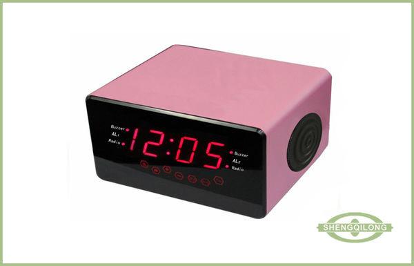 clock digital radio images. Black Bedroom Furniture Sets. Home Design Ideas