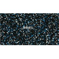 China No toxic shock absorption mixed blue-white color speckled EPDM rubber sheet tiles/ rolls wholesale