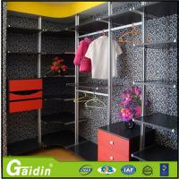 China Modern household steel aluminum profile for walk in wardrobe pole system wholesale