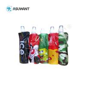 China Heat Sealed Mylar Plastic Liquid Storage Bags 110-130 Mic Customized Printing wholesale