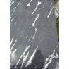 China Black Granite Stone Slabs Snow Grey Slab Tile Polished Sawn Flamed Corrosion Resistance wholesale
