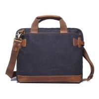 China Luxury Laptop Messenger Bags High Durability For Business Trips wholesale