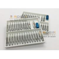 China 25pcs TriStar Retention Dentin Pins and Drills for Root Canal Filling wholesale