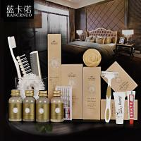 China RANCRNUO 4-5 Star hotel Eco-Friendly disposable toothbrush set Hotel Amenities wholesale