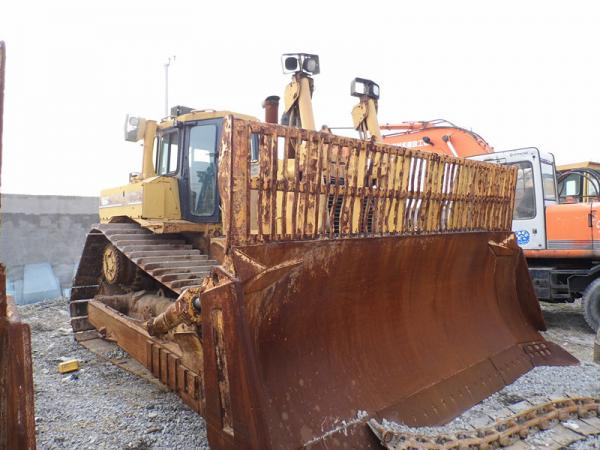 Quality Used Caterpillar D8R Crawler Dozer For Sale for sale