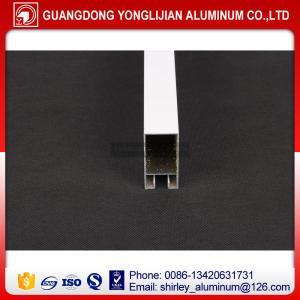Powder coated aluminum window frame extrusion in China