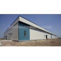China Q235B Q345B Steel Building Workshop Construction Steel Structure Hangar wholesale