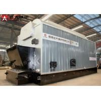 China Solid Fuel 10 Bar Industrial Coal Fired Steam Boiler For Steam Distillation on sale