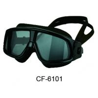 China Wide-angle permanent anti-fog goggles on sale