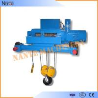 China Material Handling Electric Wire Rope Hoist Pendent Remote Control wholesale