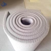 China 100% eco-friendly 10mm industrial wool felt for Aluminum factory on sale