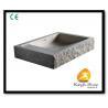 Xiamen Kungfu Stone Ltd supply Beige Marble Stone Sink Basin For Indoor Kitchen,Bathroom