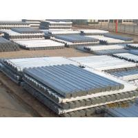 China Threaded Galvanized Steel Pipe , High Toughness Industrial Galvanised Pipe wholesale