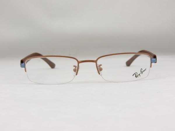 Images Ray Ban Rimless Titanium Eyeglass Frames